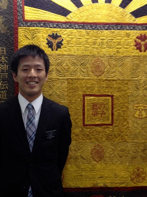 Elder Yamaguchi