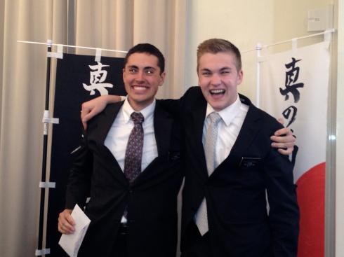 Elders Williams and Scott